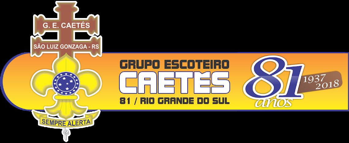 Grupo Escoteiro Caetés