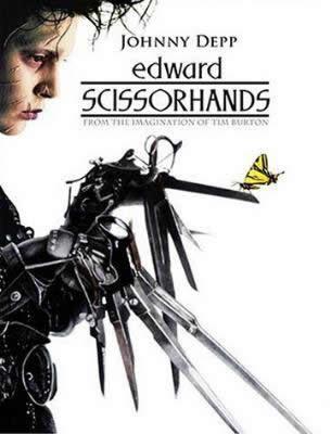 Assistir Edward Mãos de Tesoura Dublado Online HD