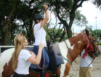 No Jockey Club de São Paulo