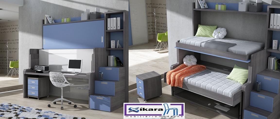 Muebles cama abatibles baratos simple with muebles cama for Muebles super baratos