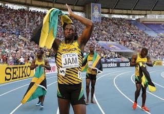 ATLETISMO - Bolt, lesionado, se retira de las pruebas de la Diamond League en París y Lausana