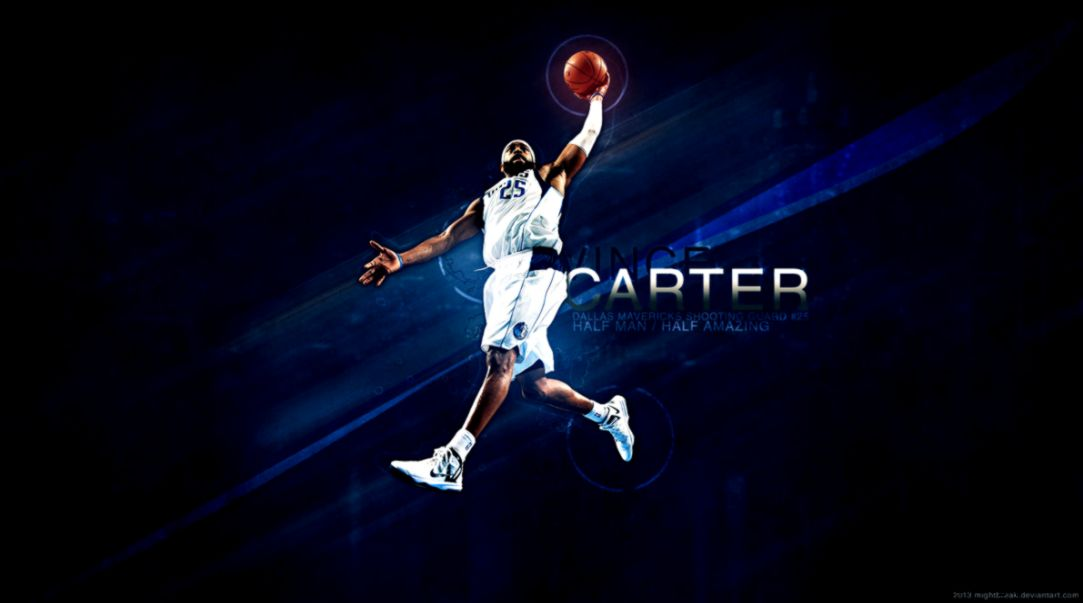 Vince Carter wallpaper by mightbreak on DeviantArt