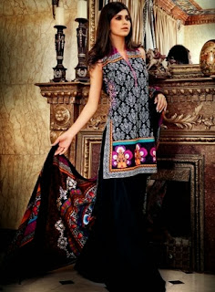 Alkaram Dress 2013