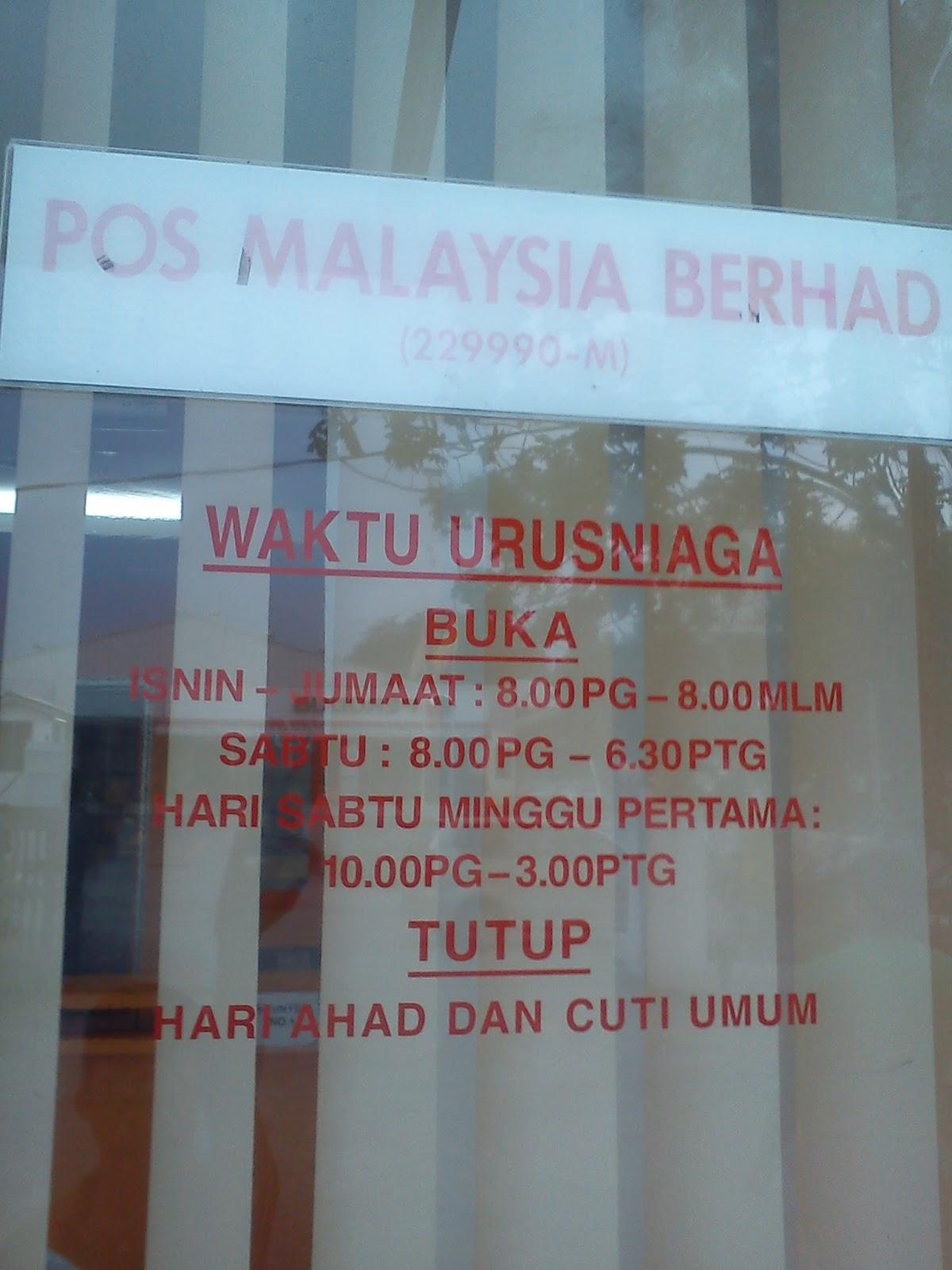 Malaysia Courier Services Poslaju Petaling Jaya