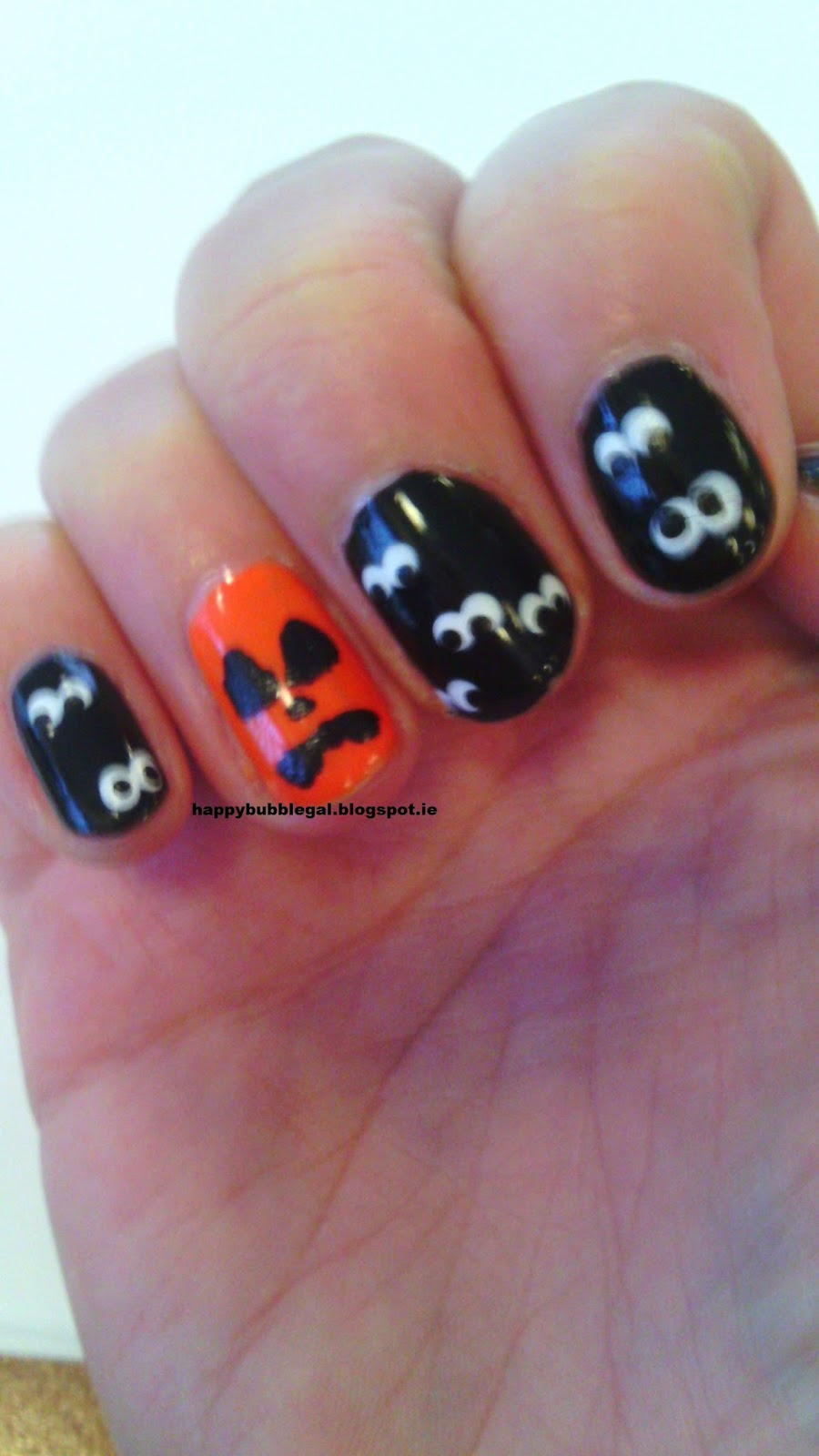 halloween nail polish target | hession hairdressing