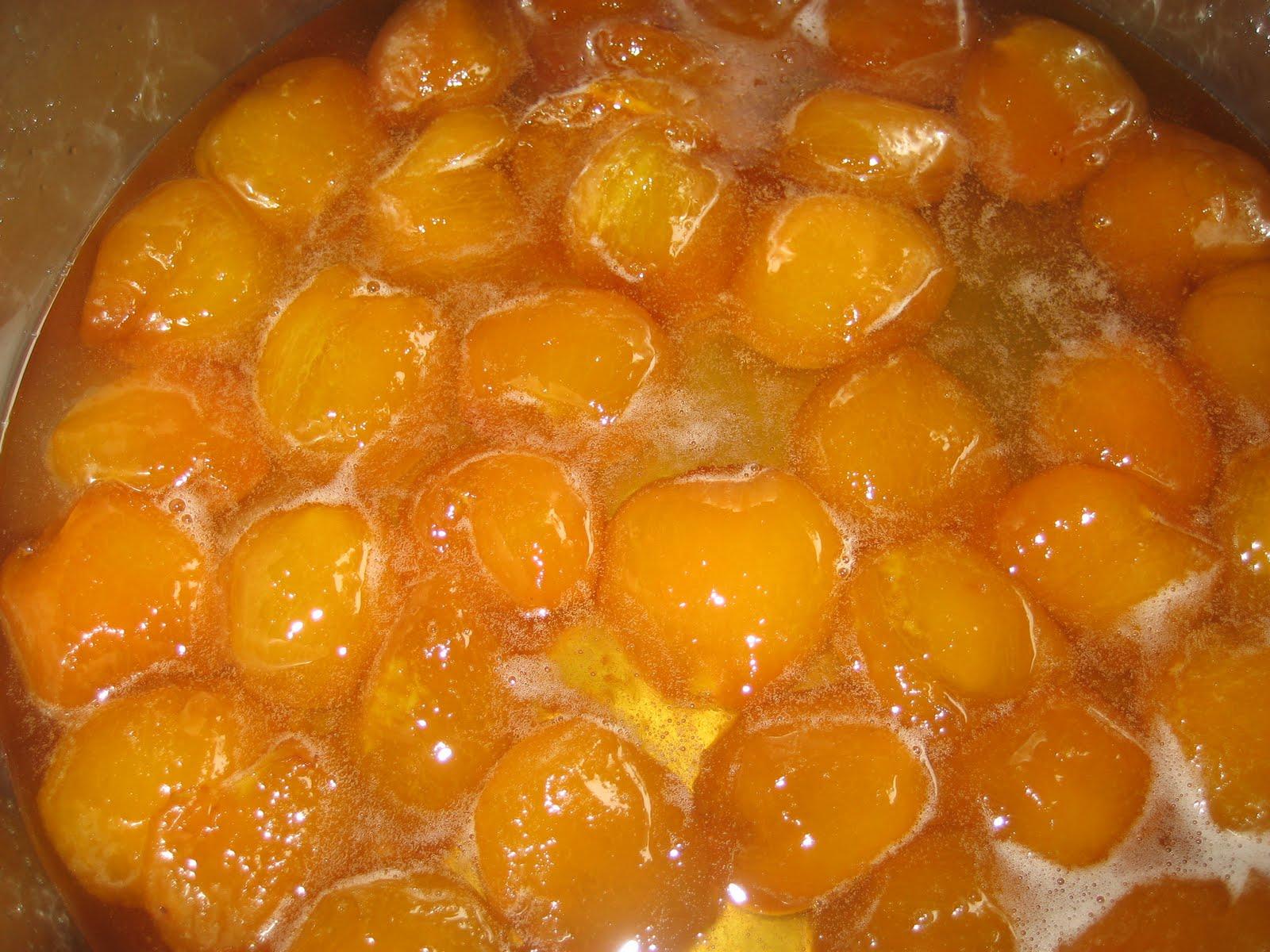Варенье из абрикосов и яблок рецепт