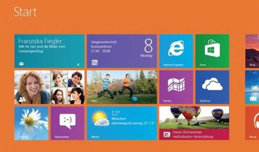 Kelebihan Keunggulan Fitur Windows 8 Pro