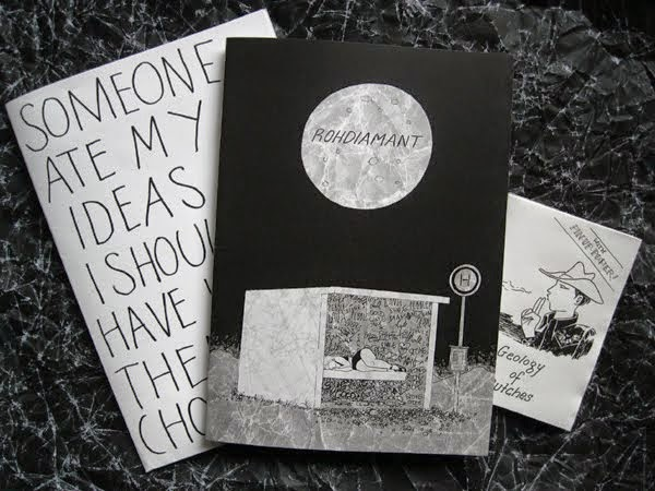 My latest self-published zine