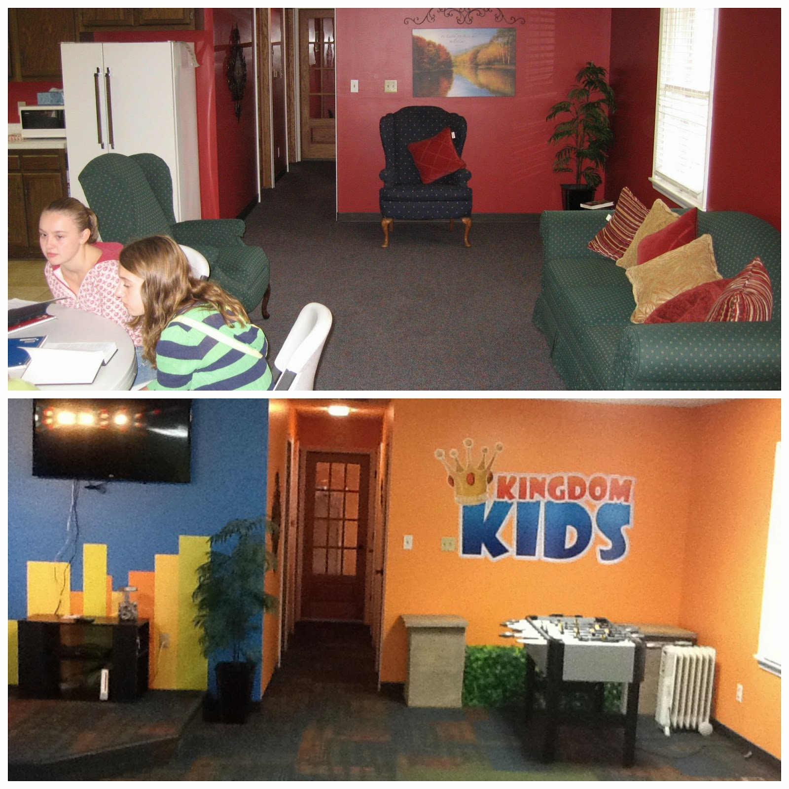 Simple Kidmin Kidmin Make Over Fountaintown Christian Church