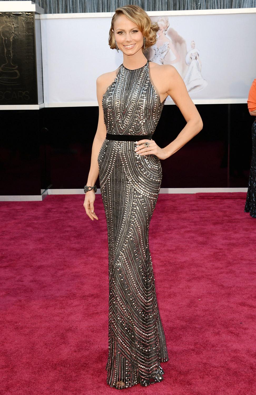 Stacy Keibler Oscar 2013