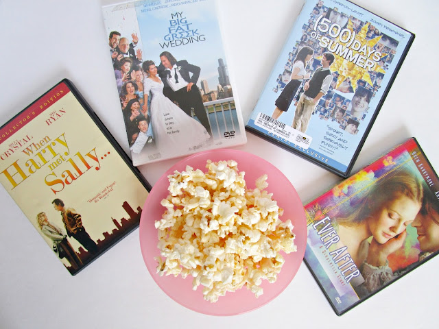 Favorite Movies to Watch on Valentine's Day | Four movies you need to watch this Valentine's from Courtney's Little Things