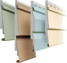Jp construction services 3 reasons why you should get insulated vinyl siding foam backed siding - Reasons why you should have solid surface products in your home ...