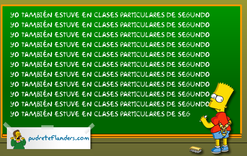 CLASES DE SEGUNDO