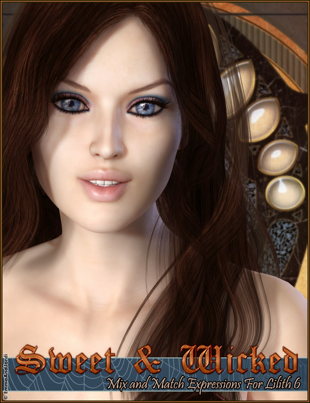 http://www.daz3d.com/sweet-and-wicked-mix-and-match-expressions-for-lilith-6