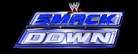logo del programa o show de la wwe smackdown friday night