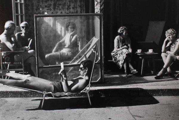 Tony Ray-Jones old 1960s black and white photography