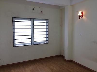 Nội thất bên trong căn hộ 604 Phú Thượng B, Tây Hồ giá rẻ
