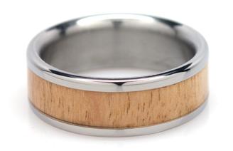 http://www.titaniumringshop.com/eucalyptus-wood-inlay-titanium-ring-p-669.html