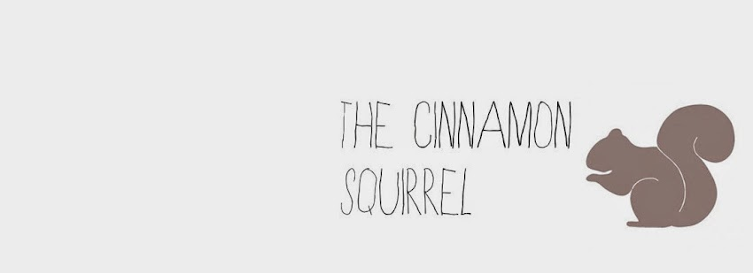 The Cinnamon Squirrel