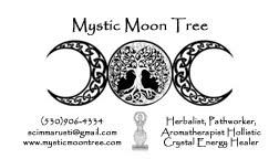 Mystic Moon Tree