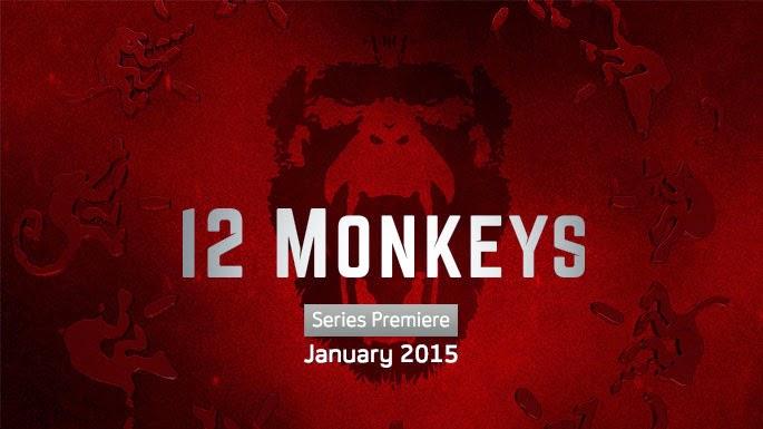 12 Monkeys - Teaser Poster
