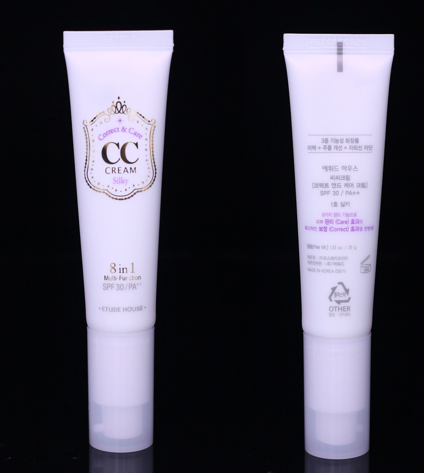 Askmewhats Top Beauty Blogger Philippines Skincare Makeup Review Etude House Cc Cream A Photo Of Correct Care Silky