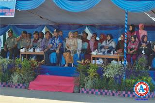 Pawai Budaya Sambut HUT Ke-10 Kota Bima, Meriah