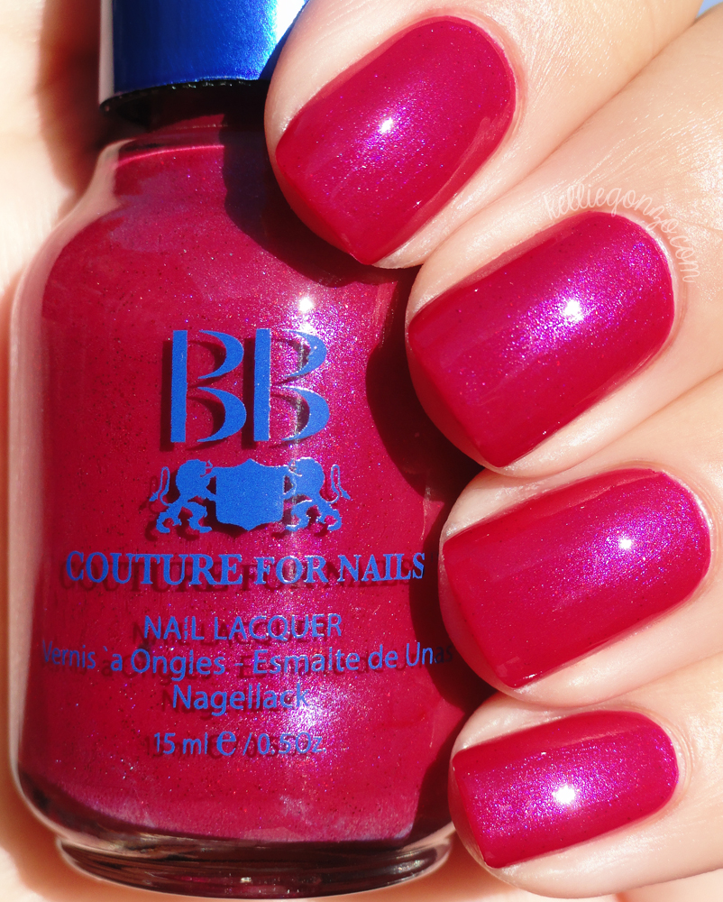 BB Couture - Back From the Dead Red