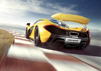 #43 McLaren Wallpaper