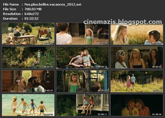 Nos plus belles vacances (2012) Philippe Lellouche
