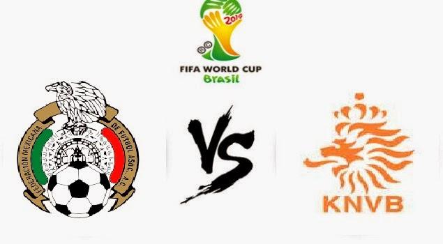 Prediksi Belanda vs Meksiko
