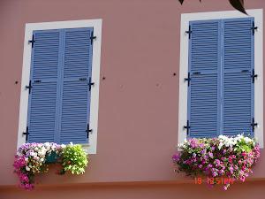 As janelas azuis