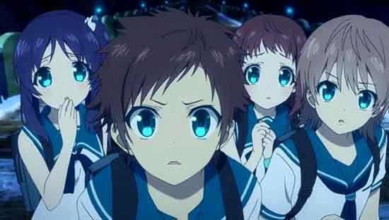 Nagi no Asukara (H/P/NTR) - Anime yang benar-benar bikin kesel karena NTR-nya