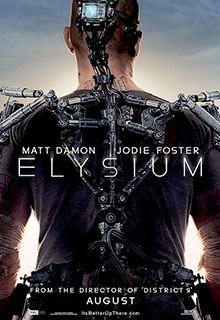 Elysium Movie Poster 2013