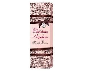 Amostras Grátis Perfume Royal Desire by Christina Aguilera