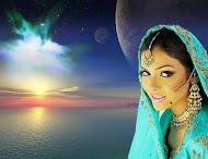 Loolywood Actress Mona Liza HD Wallpaper