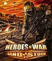 Heroes Of War Sand Storm Multiscreen