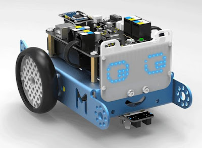 Mbot affordable educational robot