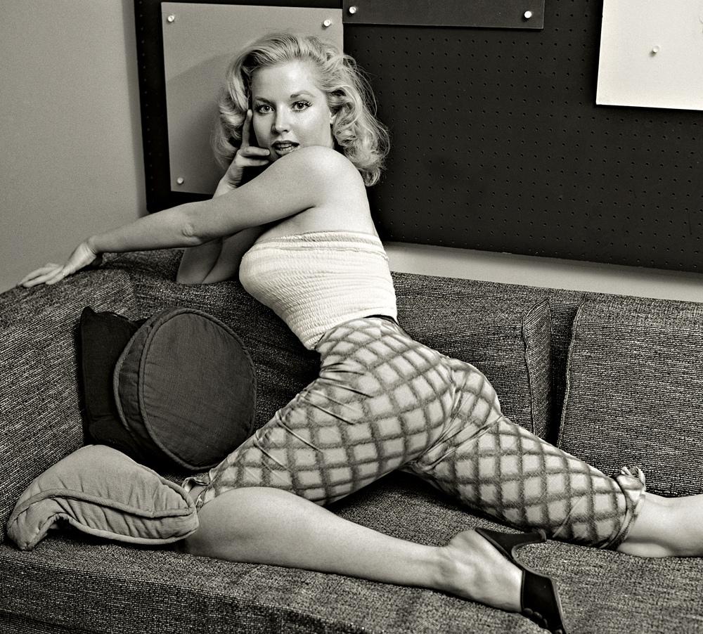 Betty Brosmer: La pin-up perfecta