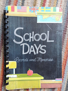 I WISH I COULD get back my school days
