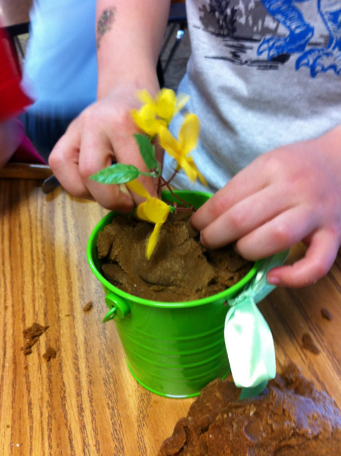 How To Make Brown Playdough With Food Coloring