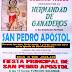 CELEBRACION DE SAN PEDRO APOSTOL