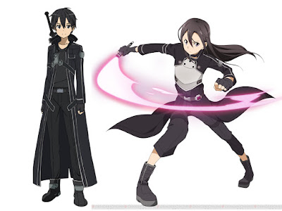 7. Kirito (SAO season 2)