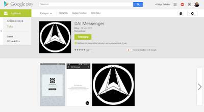 Aplikasi Daihatsu Ayla Indonesia DAI Mesengger