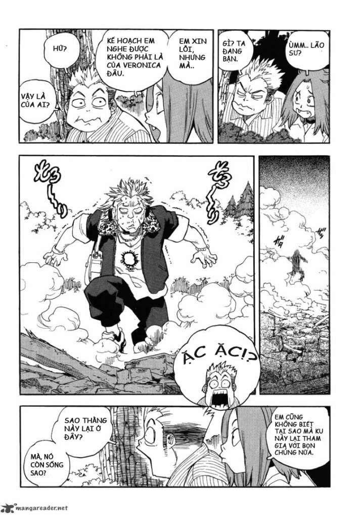 Aiki chap 84 - Trang 15
