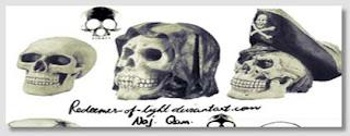 Skull Brushes 2