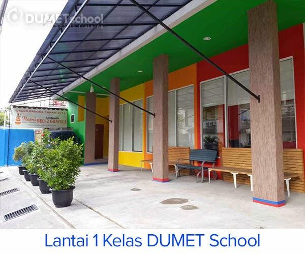 Lantai 1 Kelas DumetSchool