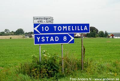 landsvägen, söder om landsvägen, österlen, edvard persson, skåne, foto anders n
