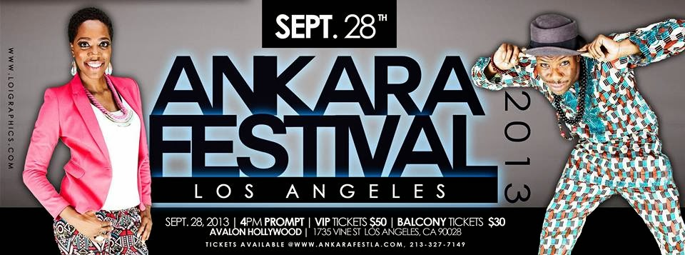 Ankara Festival Los Angeles