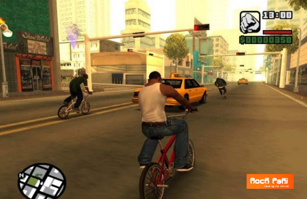 gta san andreas games free play
